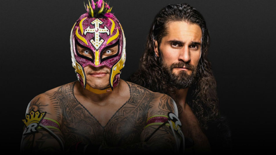 Revealed: Winner of Seth Rollins vs Rey Mysterio at WWE Extreme Rules 2020