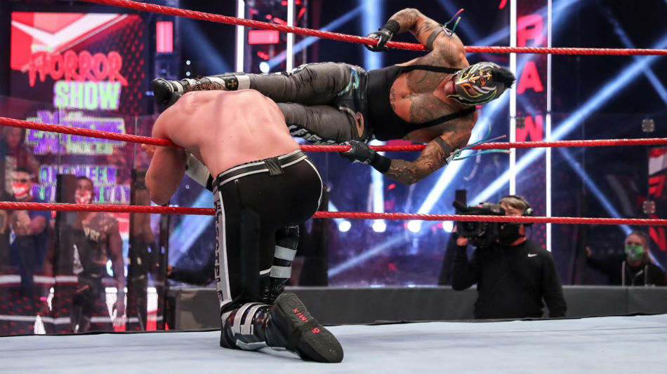 Latest update on contract dispute between WWE and Rey Mysterio