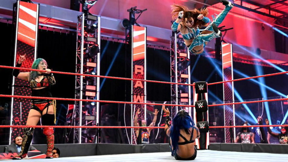 WWE Monday Night Raw results and highlights: July 13, 2020