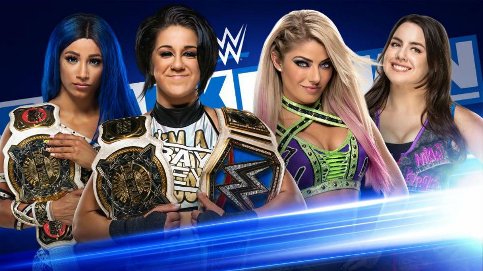 WWE Friday Night Smackdown preview and schedule: July 10, 2020
