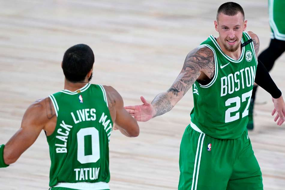 Celtics dominate Raptors as Nets, Magic clinch play-off spots
