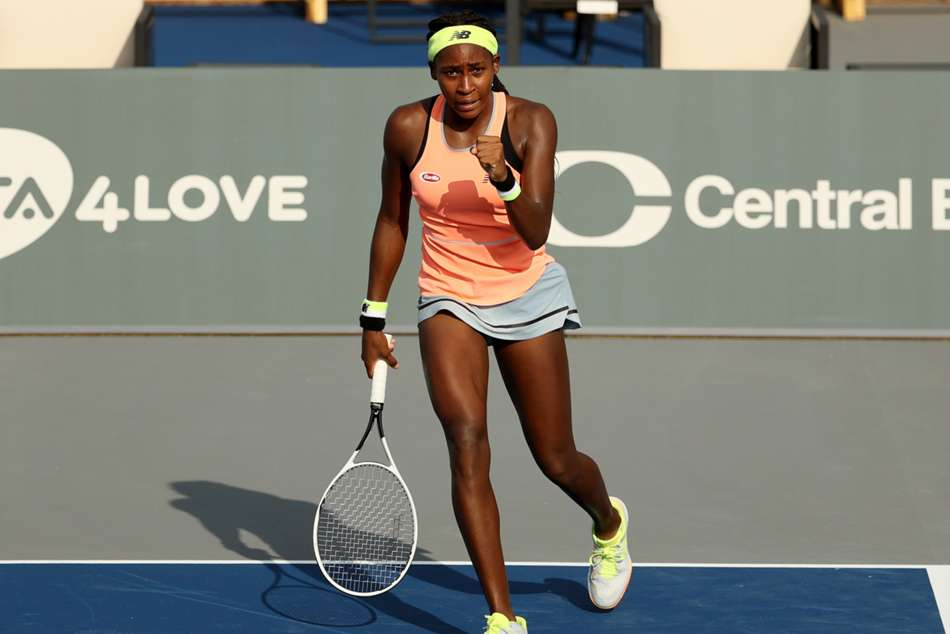 Coco Gauff battles into quarter-finals in Lexington