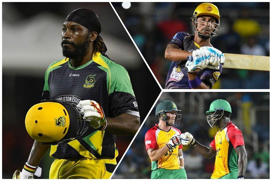 CPL 2020: Leading run-scorers of Caribbean Premier League, Chris Gayle tops the checklist