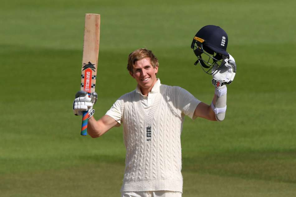 Crawley turns into youngest England batsman for 41 years to attain Test double century