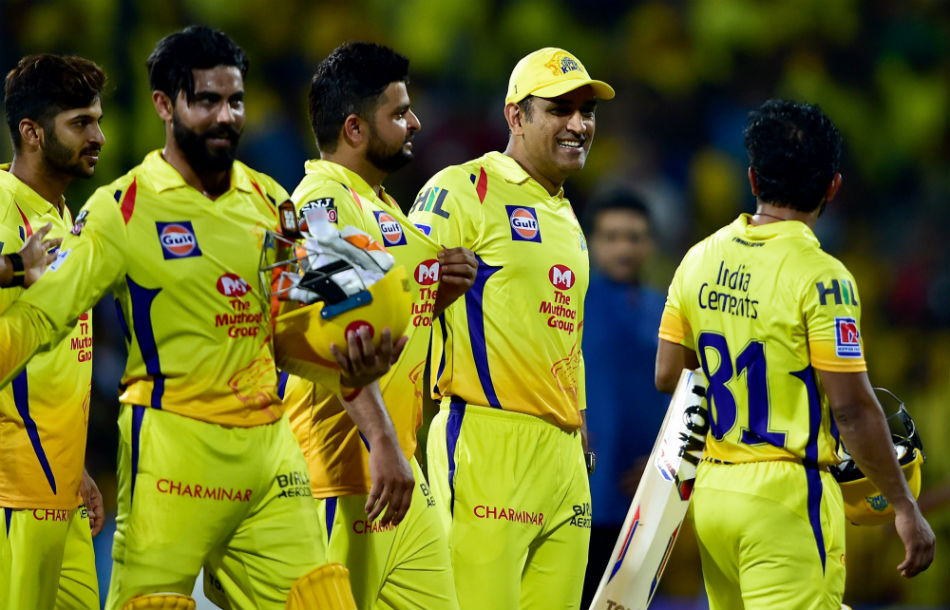 Dhoni's instincts, behind-the-scenes work purpose for CSK's success, really feel Dravid and Srinivasan