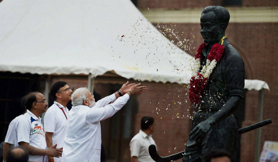 Former Players Demand Bharat Ratna For Major Dhyan Chand