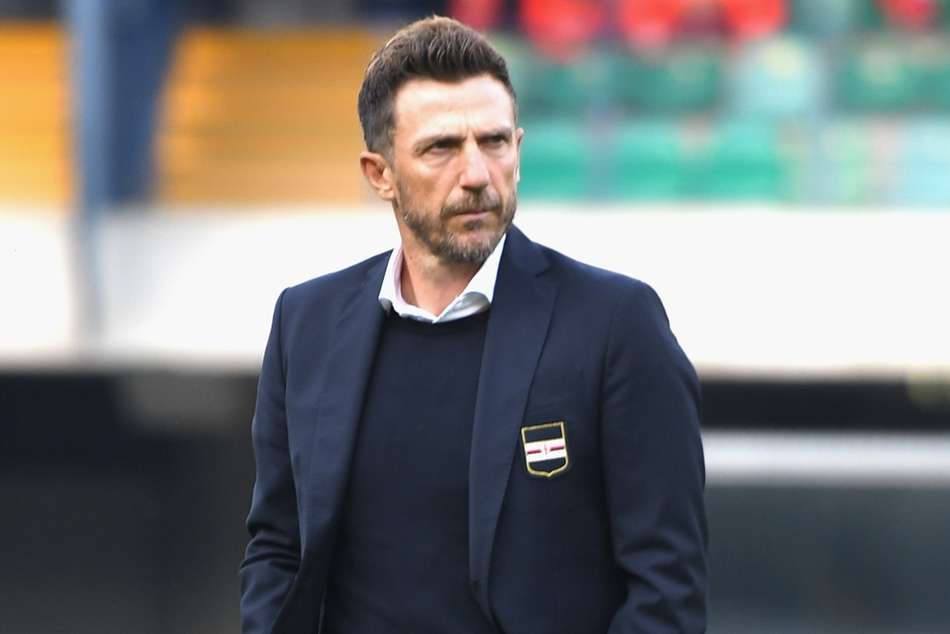 Cagliari hire Di Francesco to replace Zenga