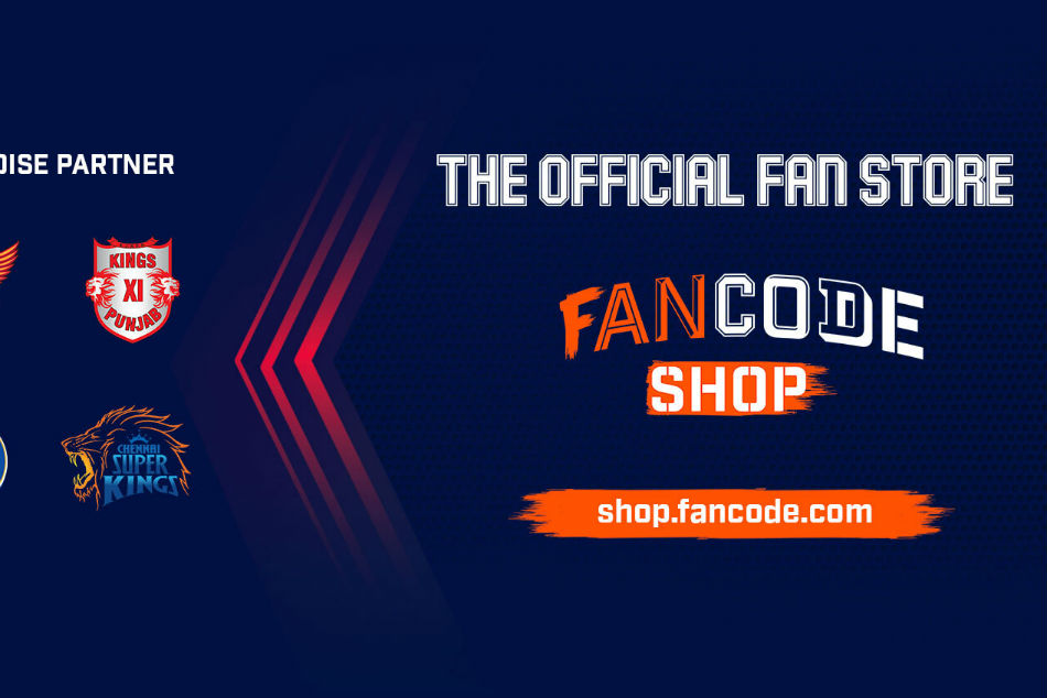 IPL 2020: FanCode launches official fan merchandise of six groups