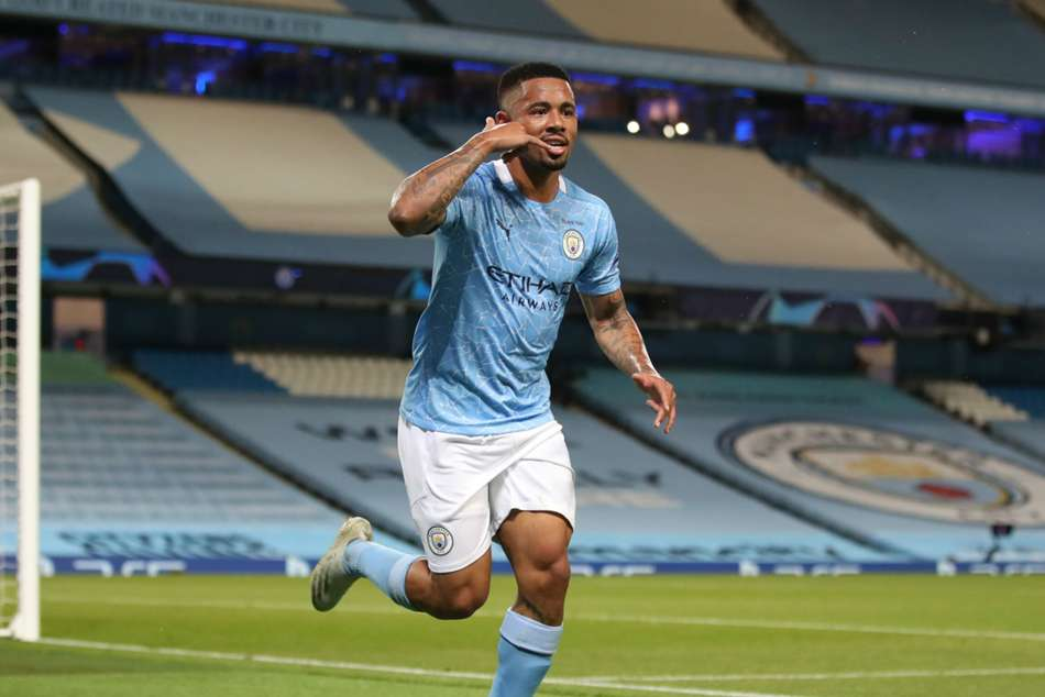 Manchester City match-winner Gabriel Jesus - 'I want to be like Ronaldo'