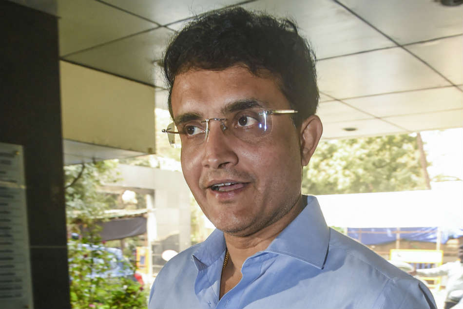 BCCI chief Sourav Ganguly writes to associations: 'India to host England in Feb, eyeing window for home season'