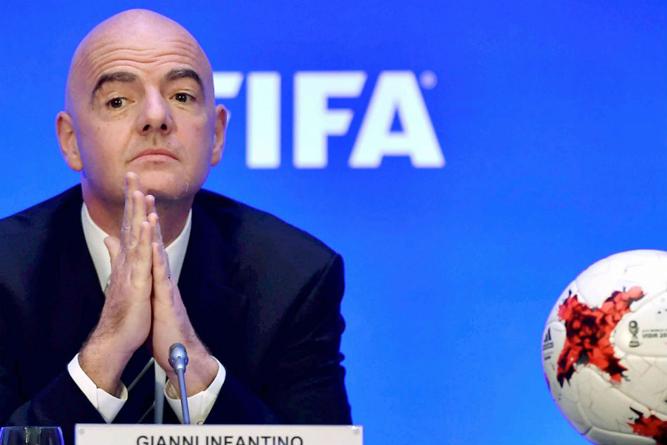 Infantino will respect ethics commission decision: FIFA