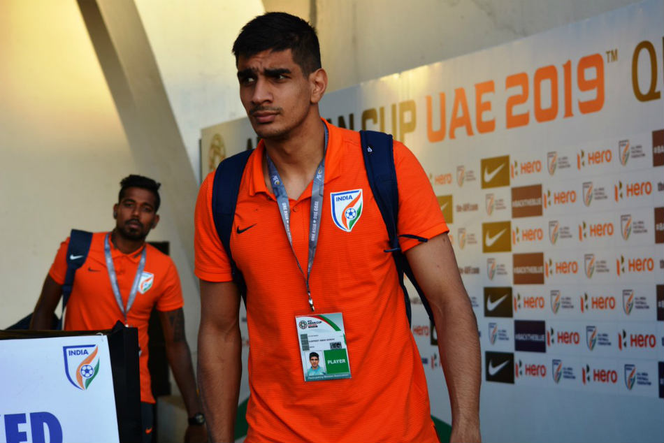 Indian football belongs right at the top, asserts Gurpreet, the 'Wall'