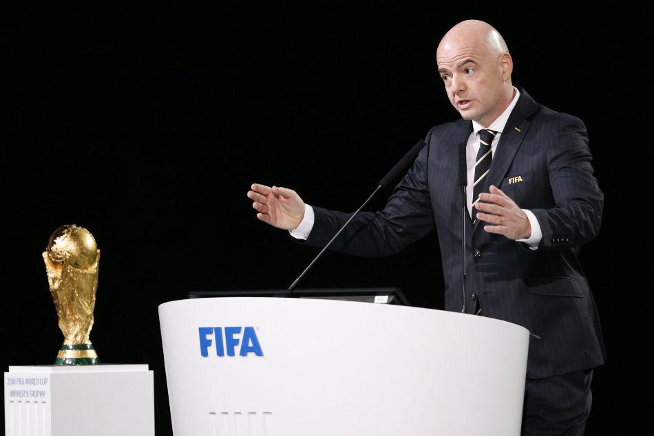 FIFA defends Infantino, blasts Swiss probe
