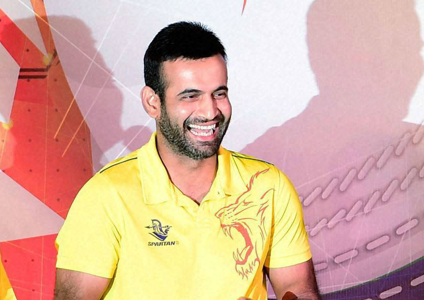 Irfan Pathan hasn't confirmed availability for any T20 league