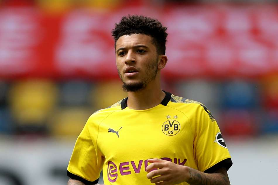 Sancho to Man Utd? Solskjaer refuses to be drawn on England winger