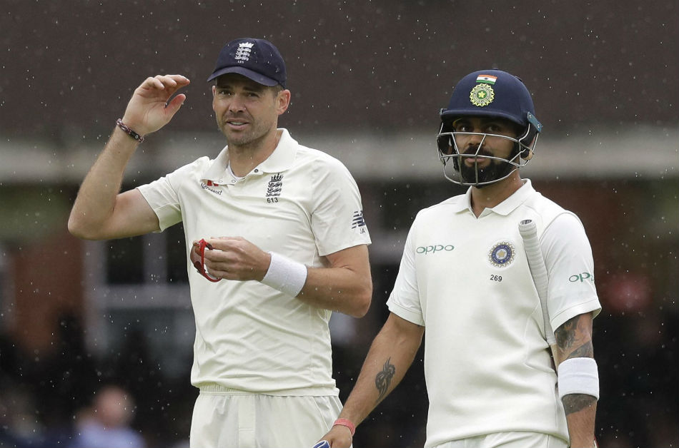 Anderson keenly ready to problem Kohli in his yard subsequent 12 months