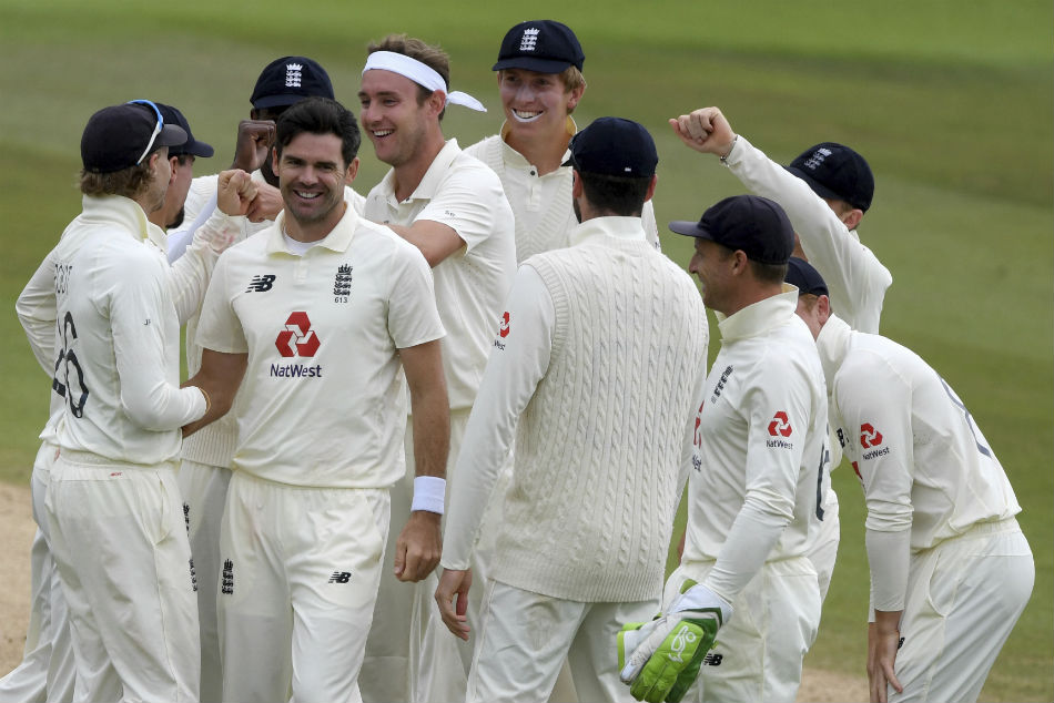 Anderson is an inspiration, Silverwood lauds pacer as he steps nearer to 600 Test wickets
