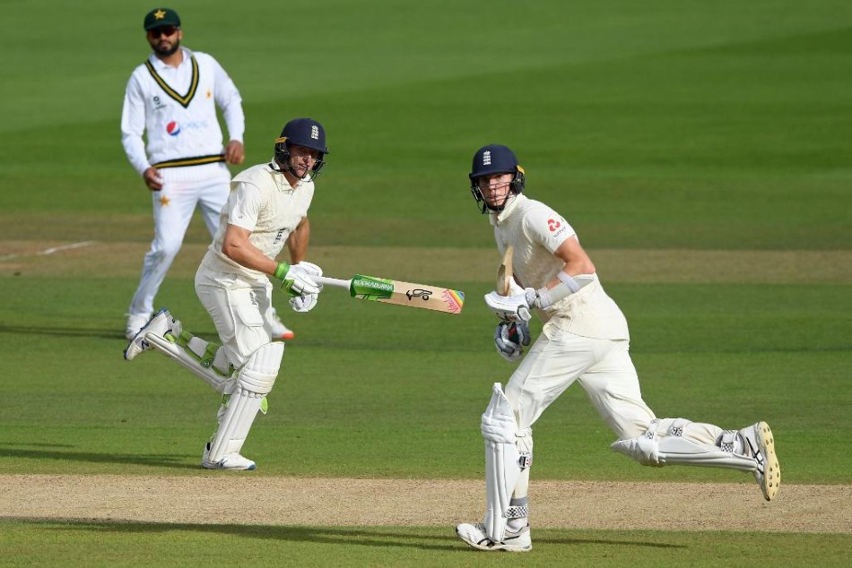 England vs Pakistan, third Test, Highlights: Ton-up Zak Crawley, Jos Buttler put hosts in agency place on Day 1