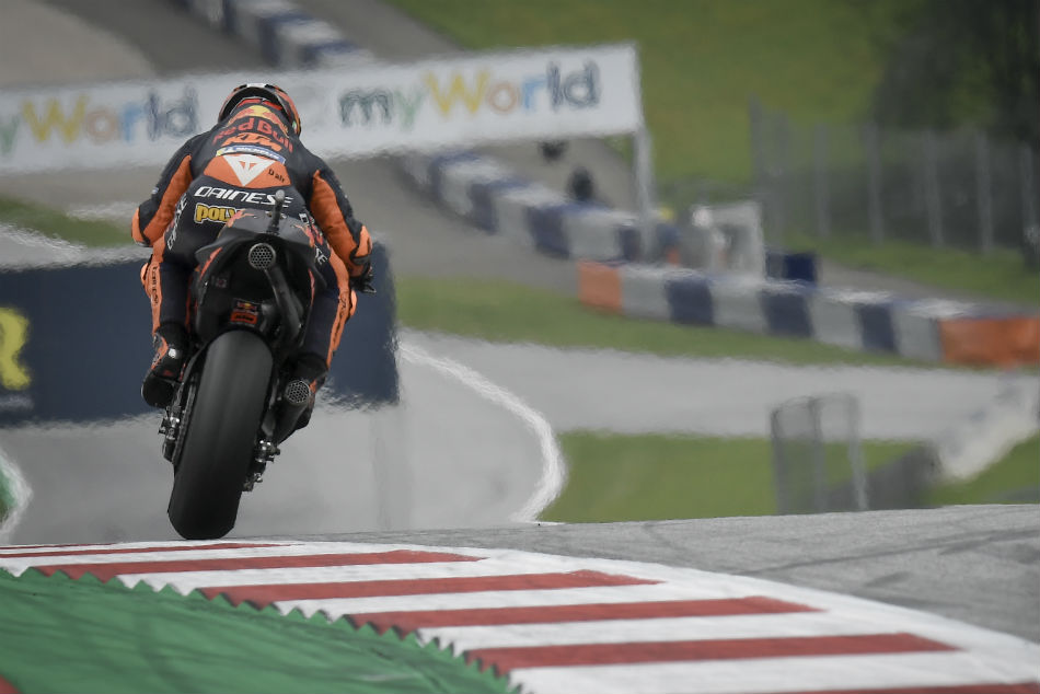 Austrian MotoGP: KTM riders take Red Bull Ring by the horns