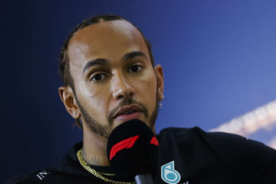 My Heart Nearly Stopped Lewis Hamilton Relieved After Limping To British Grand Prix Triumph