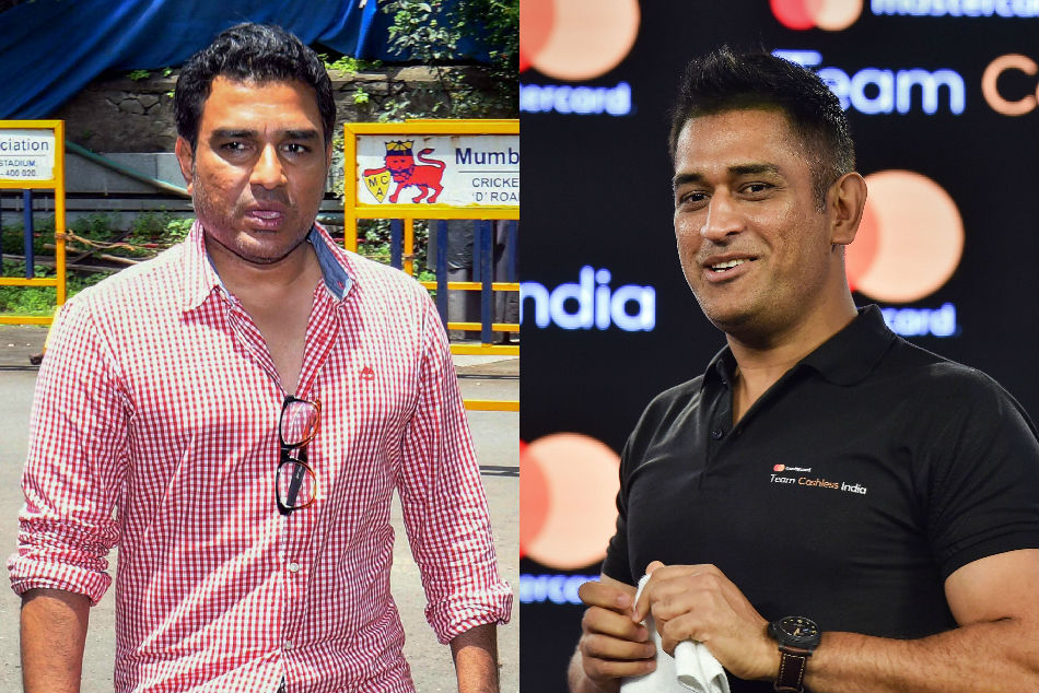 MS Dhoni told me he would continue till he is beating the team's fastest sprinter: Sanjay Manjrekar
