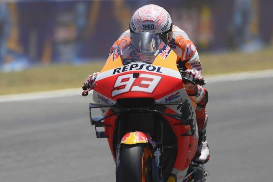 Marc Marquez Czech Republic Grand Prix Second Surgery