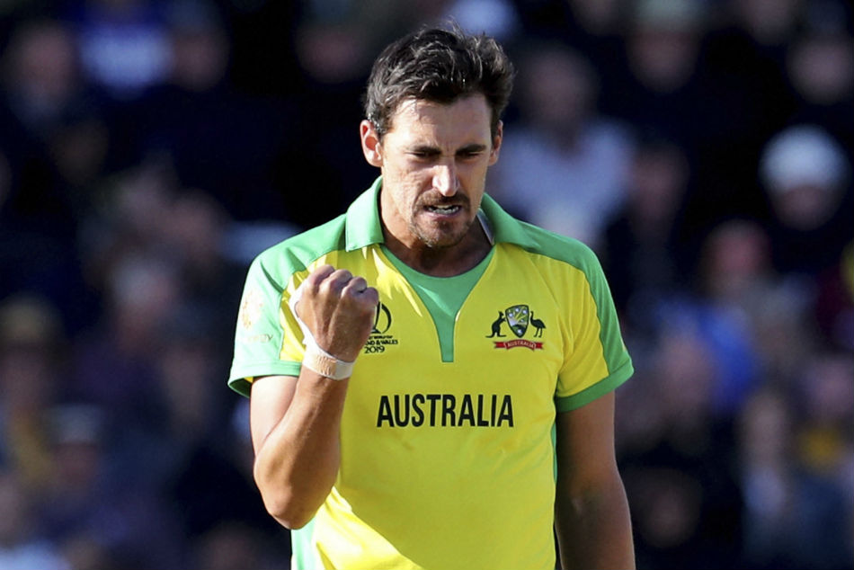 Mitchell Starc works on ramping up pace by building muscle during lockdown