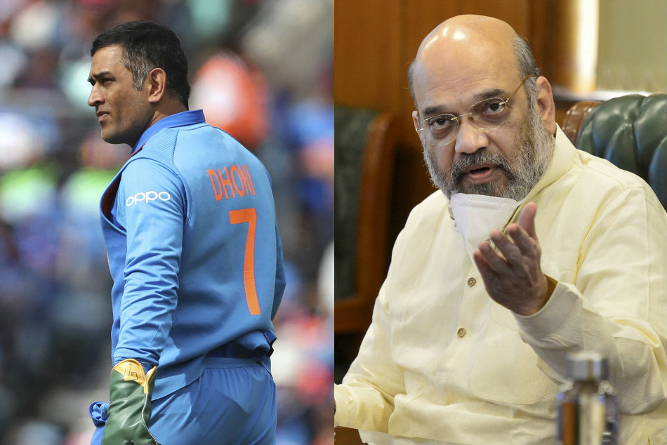 MS Dhoni retires: Amit Shah hopes Mahi will proceed to contribute to Indian cricket