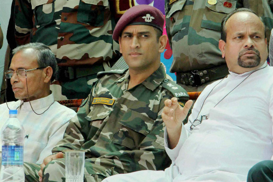 MS Dhoni will now spend much more time with Territorial Army, says enterprise accomplice Arun Pandey