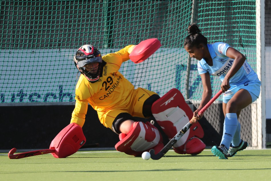 At The Age Of 17 Indian Junior Women S Team S Forward Mumtaz Khan Is Defeating The Odds