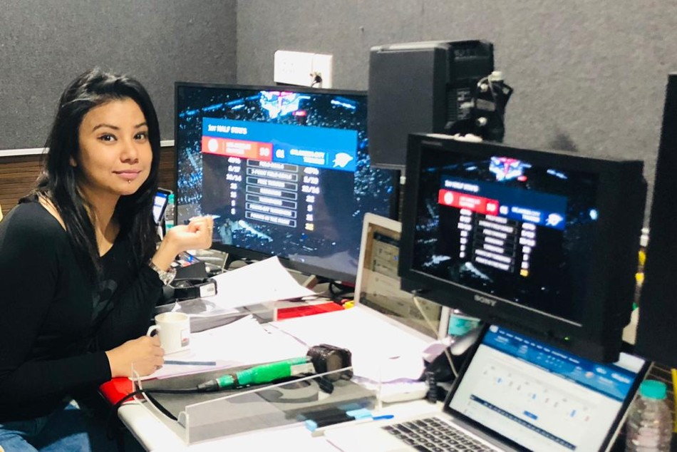 Former volleyball player Neeti Rawat reminisces her journey from an athlete to commentator