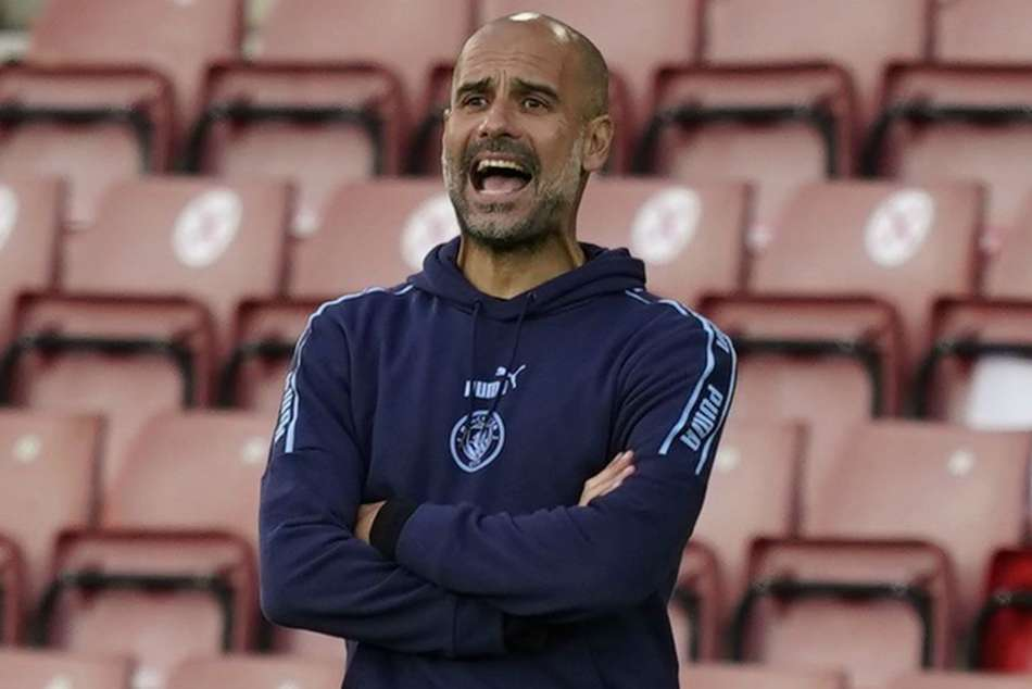 Guardiola urges Manchester City to seal place among Europe's greats