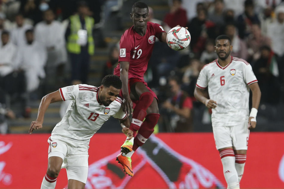 CAS dismisses UAE appeal against Qatar's AFC Asian Cup win