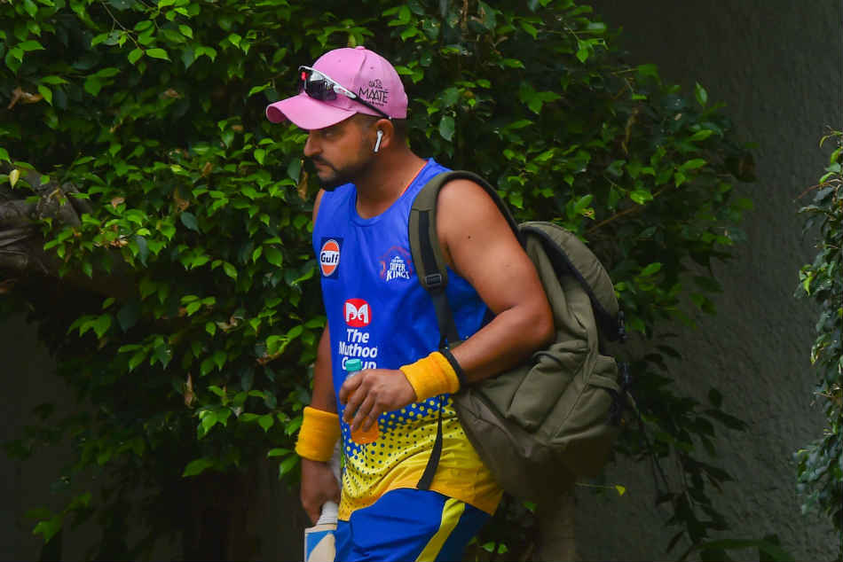 Chennai Super Kings Suresh Raina to miss entire IPL 2020