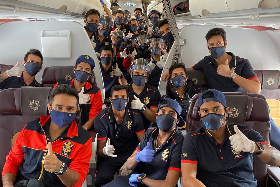IPL 2020: Star-studded Chennai Super Kings, Royal Challengers Bangalore, Mumbai Indians groups land in UAE