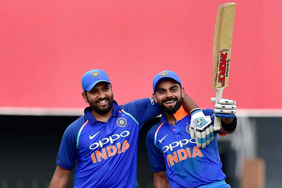 ICC Rankings: Kohli, Rohit preserve high spots in ODIs; large leap for Crawley and Anderson in Tests
