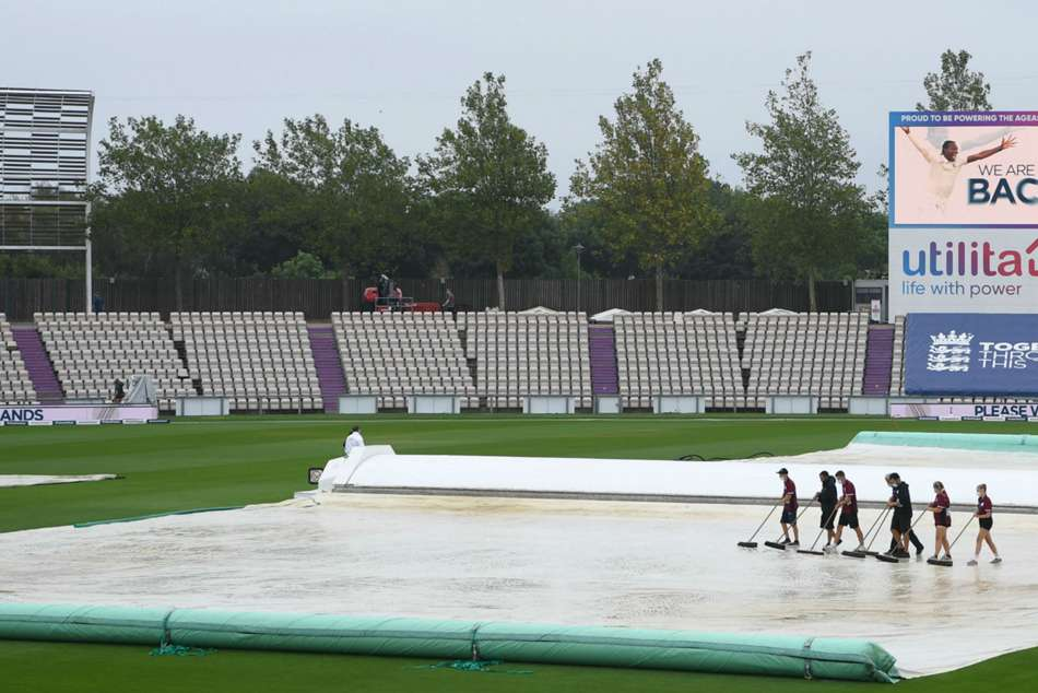 ENG vs PAK, 2nd Test, Day 3, Highlights: England and Pakistan annoyed by rain in gloomy Southampton
