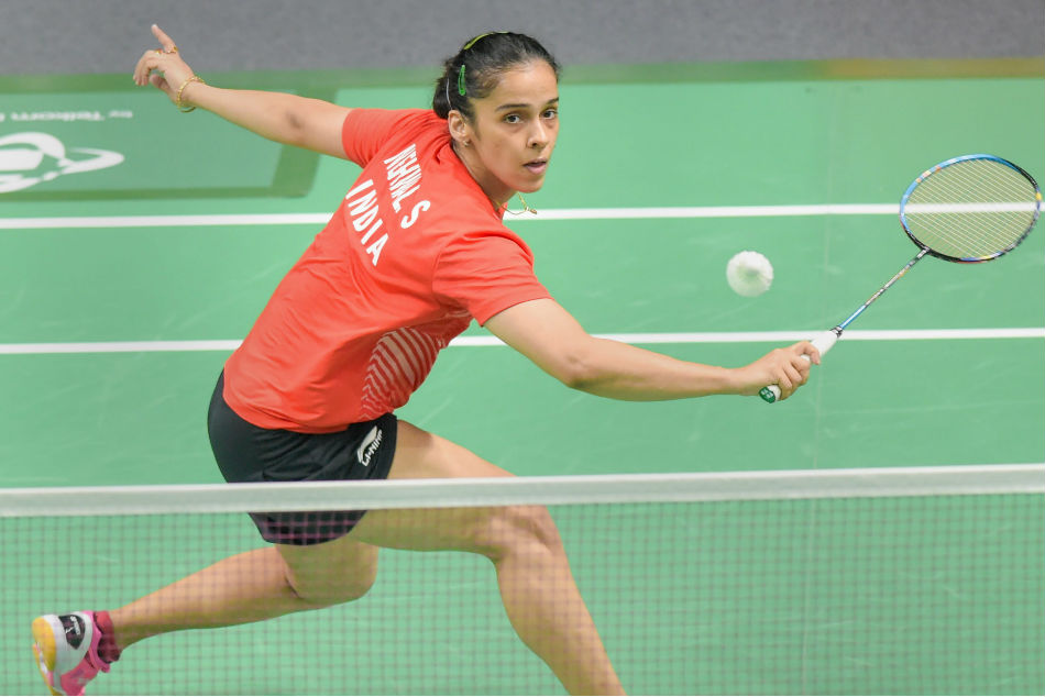 Saina begins training but will join camp at SAI centre after couple of weeks