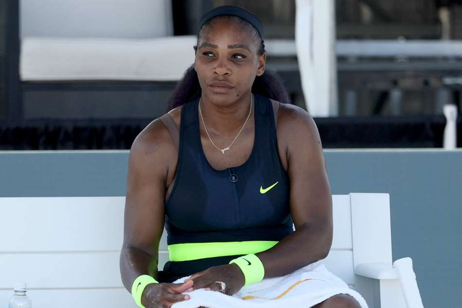 Serena Williams stunned by Rogers at Top Seed Open