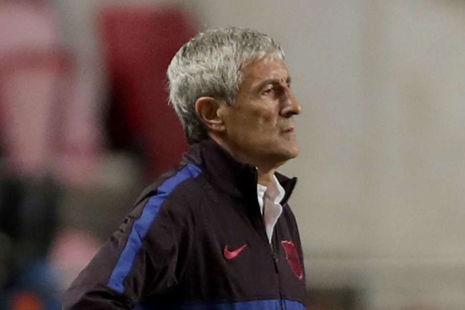 Setien accepts Barcelona future out of his hands as Bartomeu hints at changes after Bayern humiliation