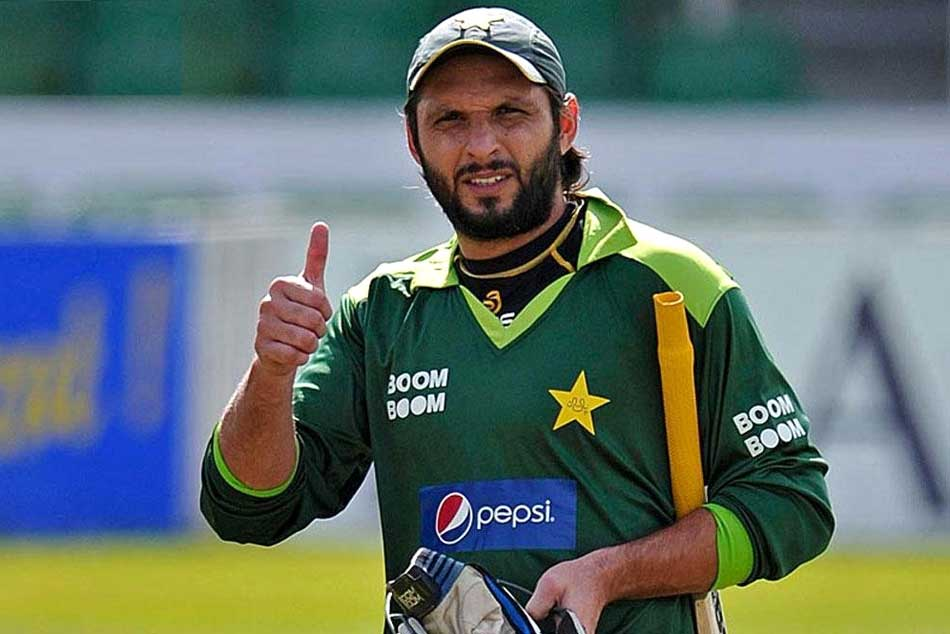 A drawn Test series would be as big as victory: Shahid Afridi