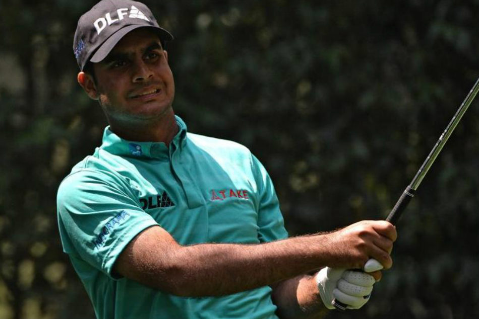 Golf: Shubhankar Sharma tied 110th after Round 1 of English Championship