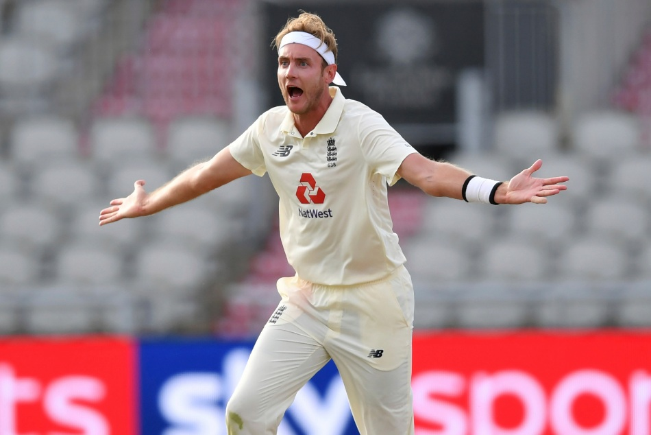 Broad fines Broad: Match Referee Chris penalises son Stuart for using 'inappropriate language'