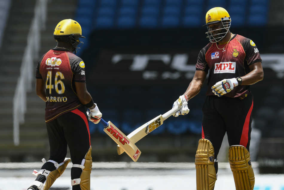 CPL 2020: Trinbago Knight Riders romp (CPL 2020 / Getty Images)