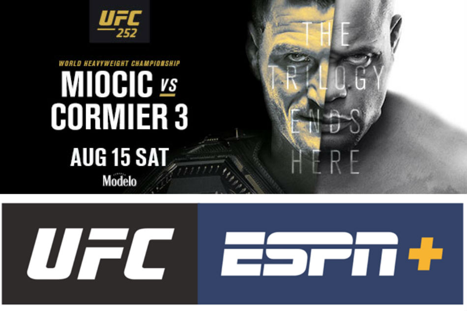 UFC 252: Miocic vs. Cormier trilogy winner to be recognised as greatest in history