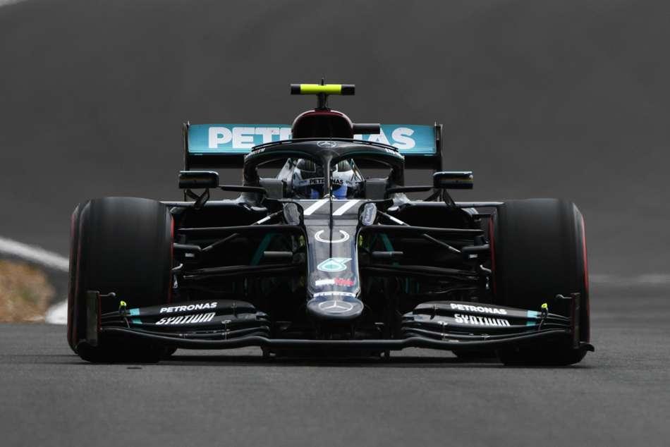 F1 2020: Bottas pips Hamilton to pole for 70th Anniversary GP