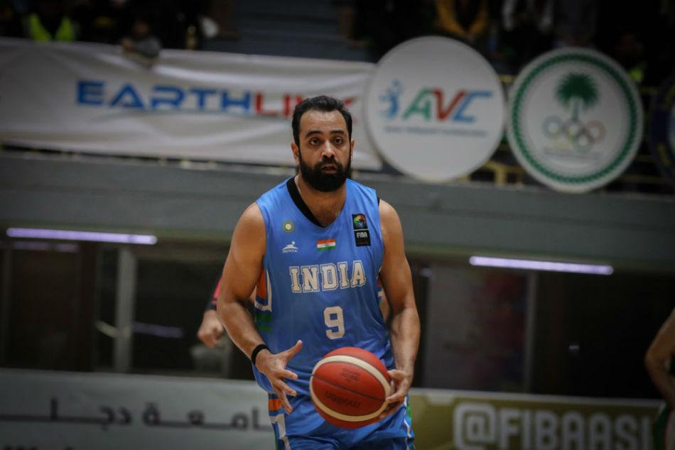Biography on Vishesh Bhriguvanshi to hit stands soon (Image Courtesy: FIBA)