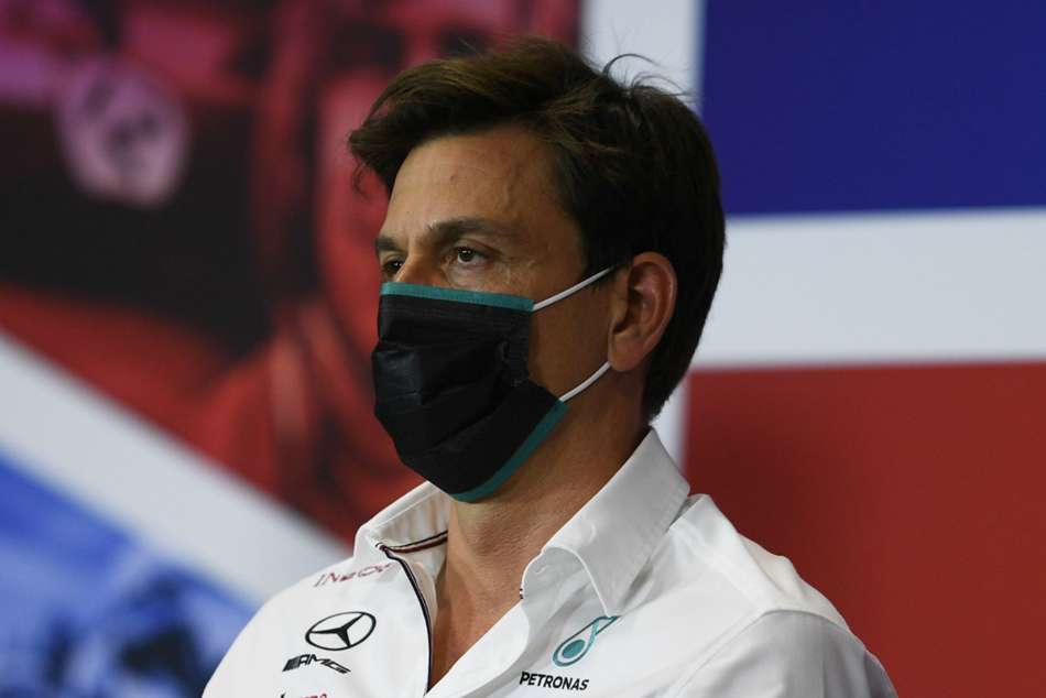 Wolff undecided whether to stay on as Mercedes boss
