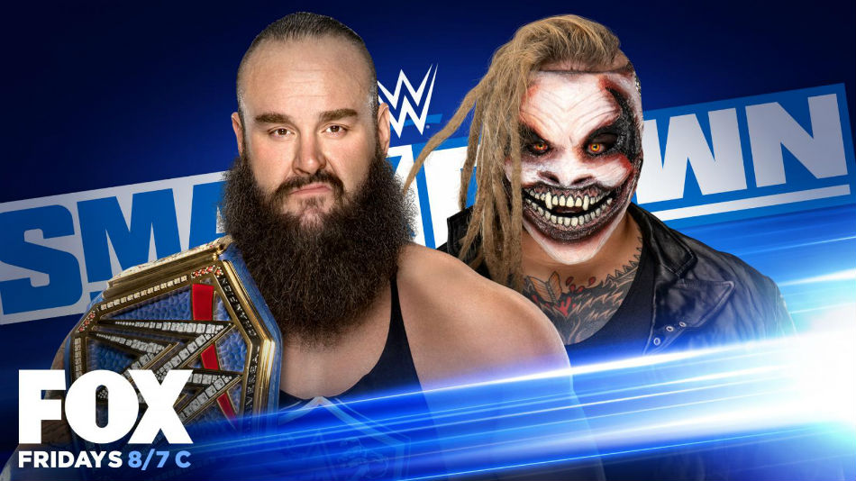 Braun Strowman will have a face-off with The Fiend (image courtesy WWE.com)
