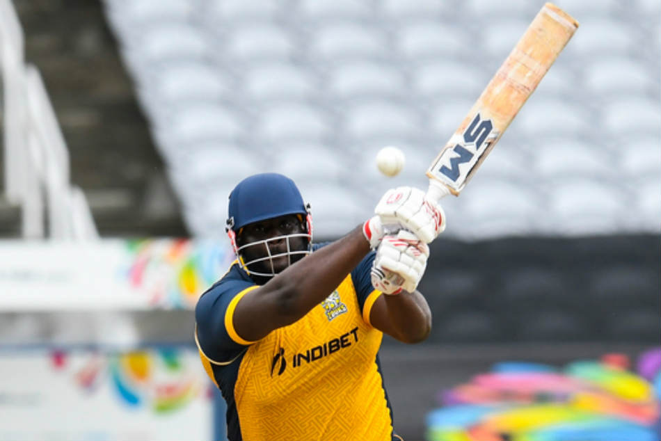 CPL 2020: Rain and St Lucia Zouks push Barbados Tridents to defeat
